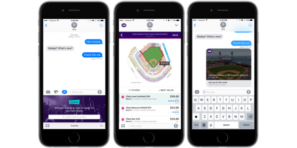 StubHub Introduces New Social Tools To Make Planning, Organizing and