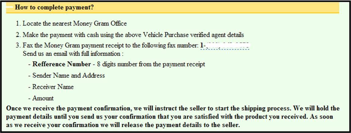Buying A Car Through Ebay Protection Program