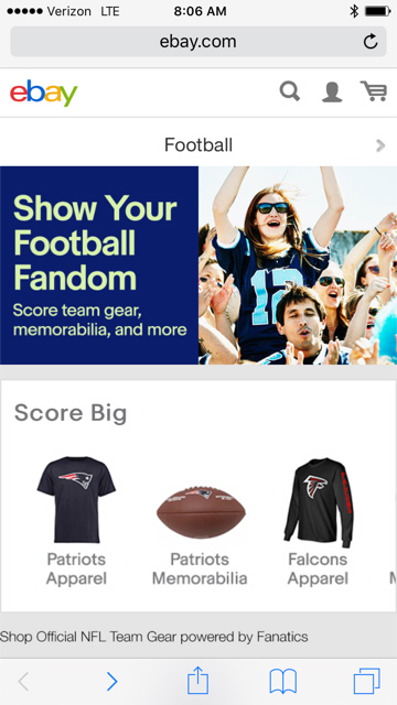 b136fe73d9d eBay DataLabs Breaks Down Purchases Around Sunday s Big Game