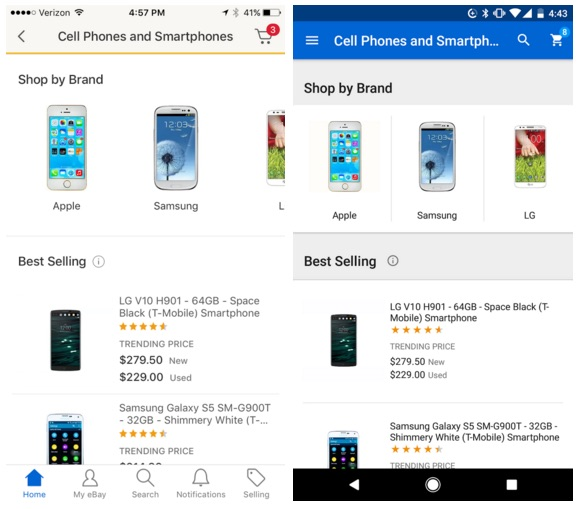 Personalize Holiday Shopping with eBay's Latest Mobile Updates